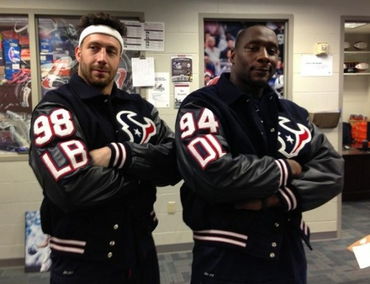 Texans Letterman Jackets