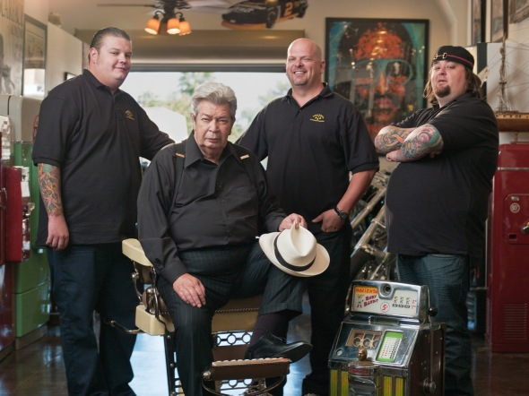 "Pawn Stars"" Rick Harrison is Getting Hitched"