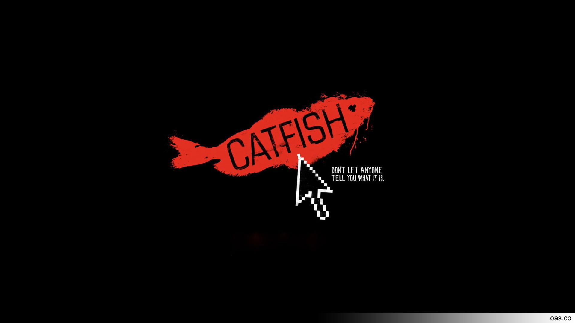 Catfishing term