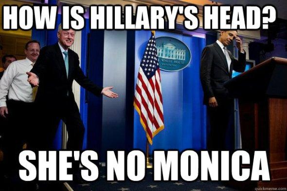 Clinton Meme 3