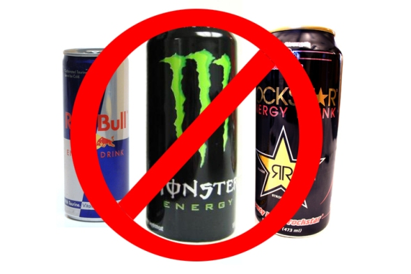 Energy Drink Ban