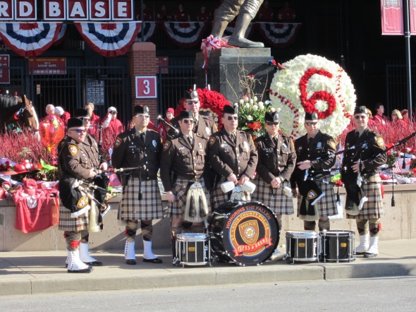 Stan Musial Funeral
