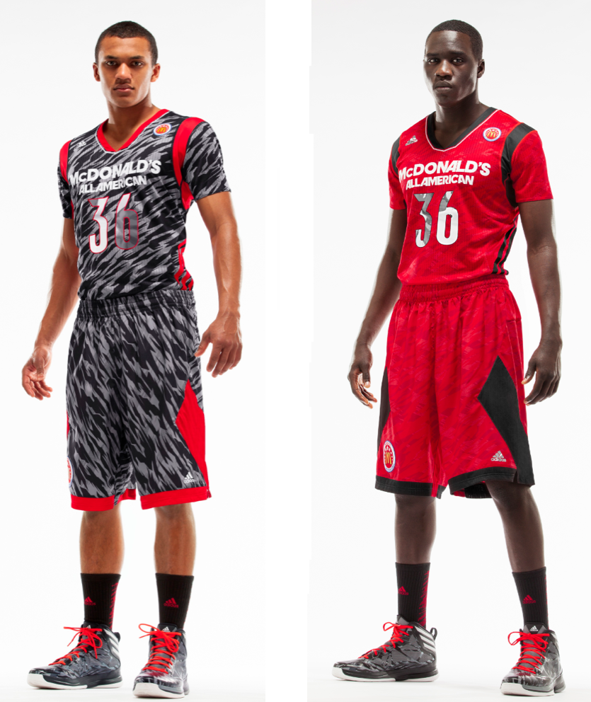 Mcdonald S All American Jerseys Are So Sick Sike B