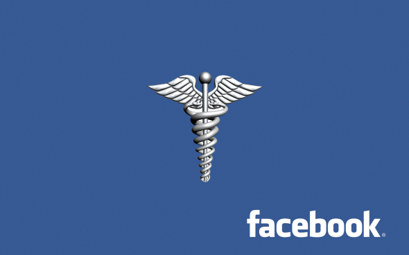 Facebook Health Updates