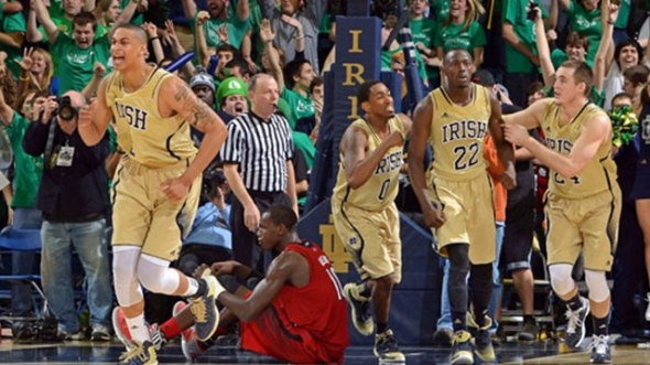 Notre Dame Louisville