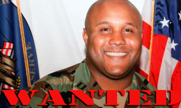 Chris Dorner Wanted Picture