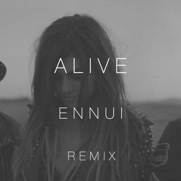Alive Ennui Remix