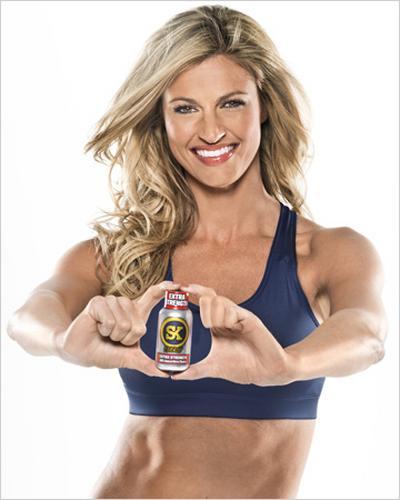 Erin Andrews SK Energy