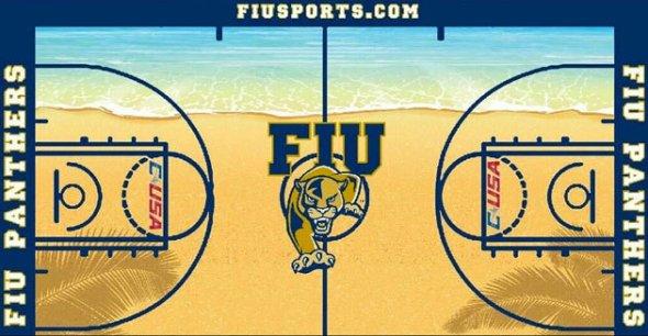 FIU Basketball Court