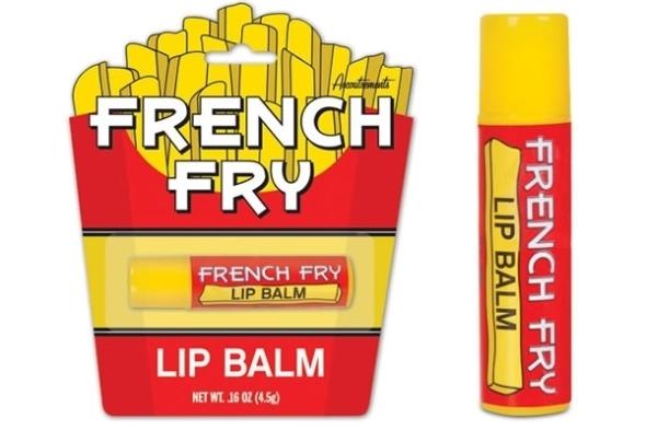 French Fry Lip Balm