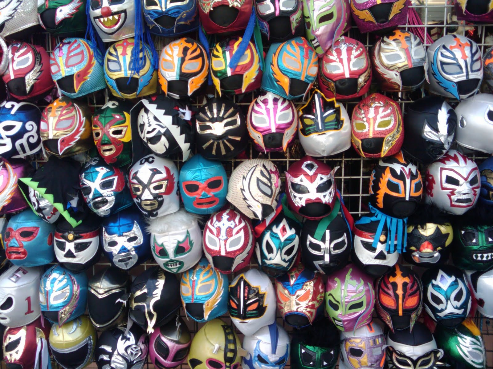 Looks Like I Found My Mexican Wrestling Name B Minus Blogs