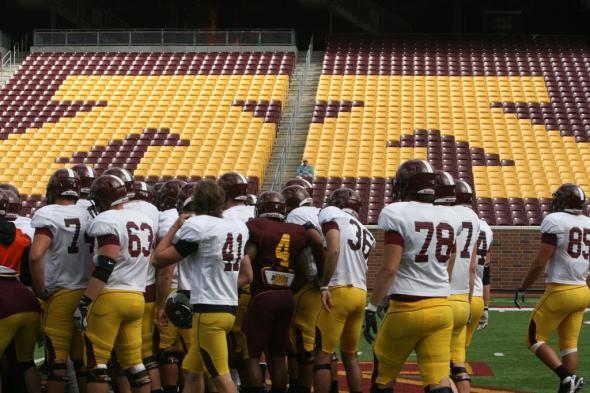 Minneosta Football