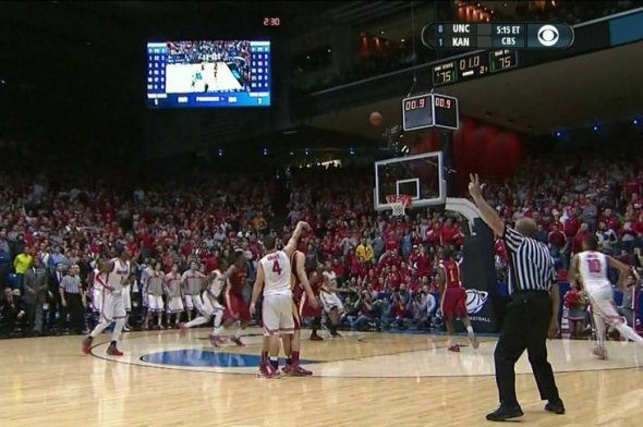 Ohio State Buzzer Beater