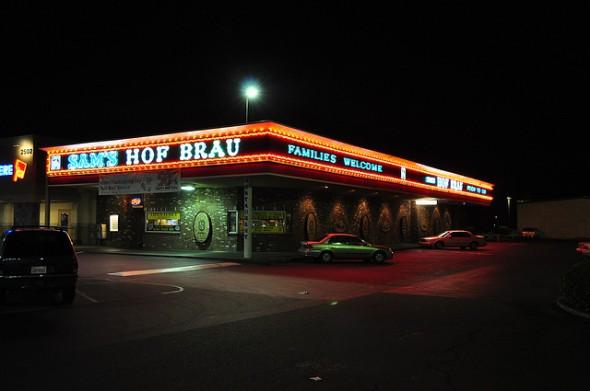 Sam's Hauf Brau