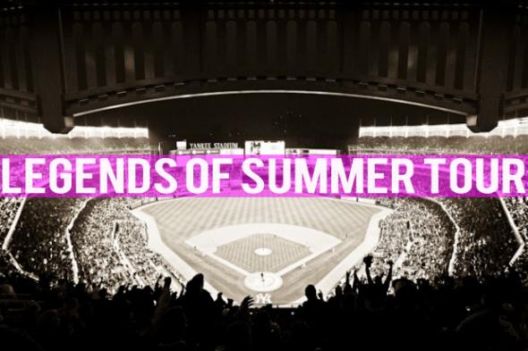 Yankee Stadium Legends of Summer Tour
