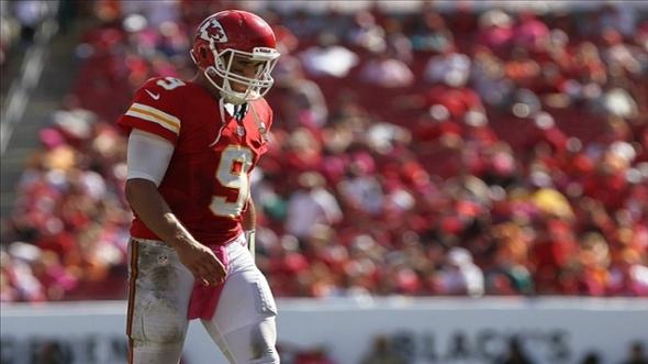 Brady Quinn Chiefs