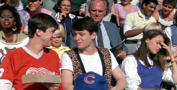 Ferris Bueller Wrigley Field