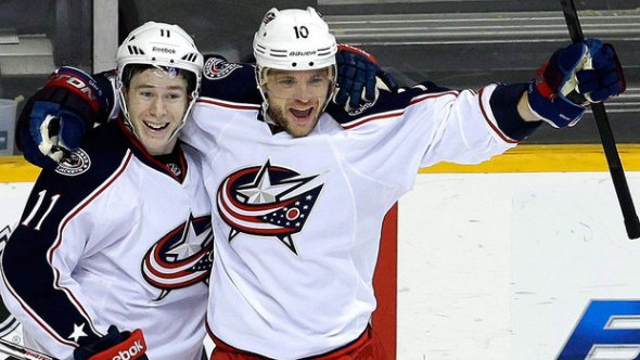 Gaborik Blue Jackets