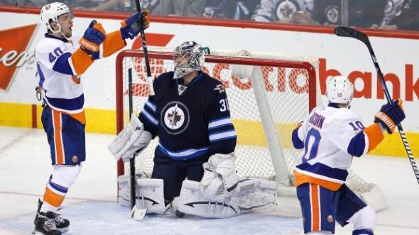 Islanders Jets