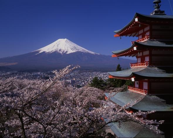 Japan-Mt.Fuji_