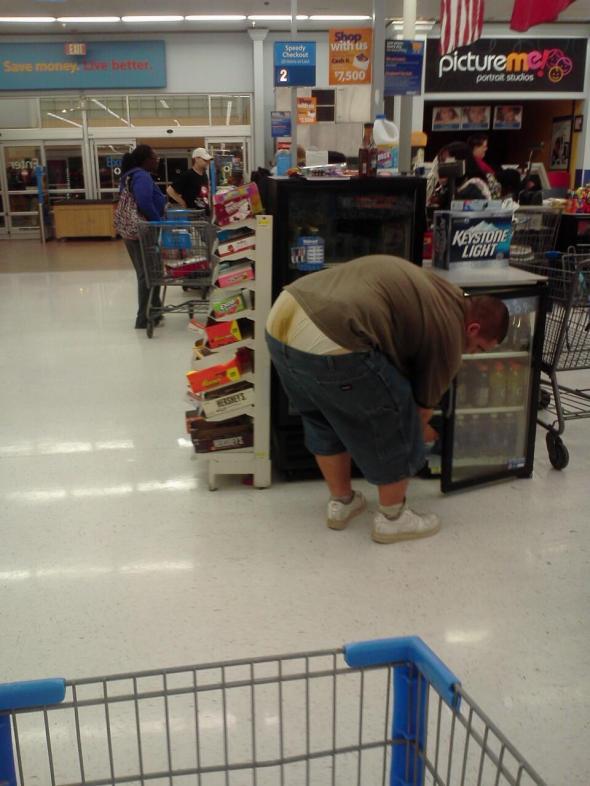 Walmart Skidmark