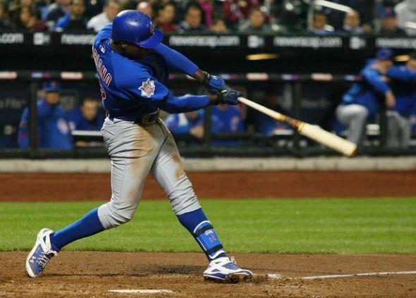 Alfonso Soriano Home Run